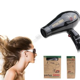 Wholesale 2016 NEW Parlux Hair Dryer US EU AU UK Plug Professional Hair Tool Strong Wind Dry Quickly Safe Household Hair Dry