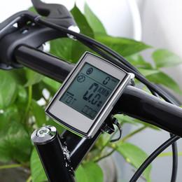 Évaluation des ordinateurs en Ligne-Écran de fréquence cardiaque sans fil professionnel Velocity Bike Ordinateur à cristaux liquides imperméable Cadence LCD Ordinateur de vélo Compteur kilométrique compteur kilométrique