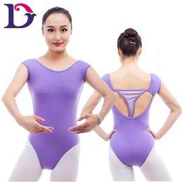 Free shipping 2017 new adult dance leotard ballet dance wear A2008 wholesale red dance leotard dance factory