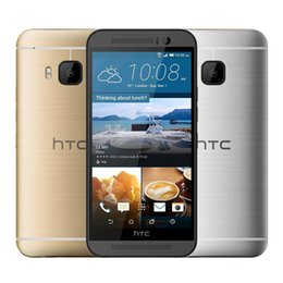"Original HTC One M9 Mobile Phone 4G LTE 1920*1080 5.0"" Android Phone Quad Core 3GB 32GB Refurbished Phone"