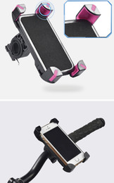 Bicycle Accessories Handlebar Clip Mount Bracket Mobile Phone Bike Holder Stand For iPhone 5s 6s 7 Samsung Case motorcycles phone holder