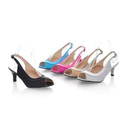 Promotion chaussures habillées pour les femmes prix Grossiste libèrent le vendeur d'usine d'expédition du vendeur chaud de bureau dame sweet peep toe candy mignon ronde nez femmes chaussure 076