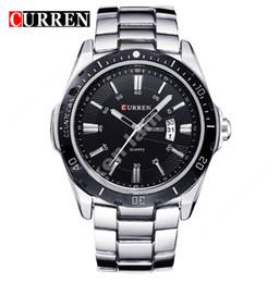 curren watches men Top Brand fashion watch quartz watch male relogio masculino men Army sports Analog Casual 8110