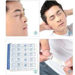 100box=3000pcs(55x16mm) Better Breath nose strip for life better;sleep apnea anti snoring;better breath nasal strips