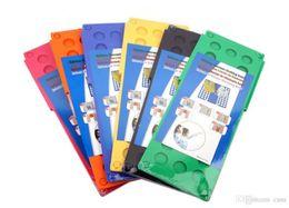 30pcs Magic Convenient Multi-colored Clothes Folder Flip Fold Folding Board Fast Speed For Adults ( L Size )