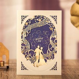 Canada Dark Purple Gold Tones Loves Wedding Invitations Cards, Par Wishmade, cw7030 Offre