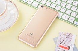 Acheter en ligne Logos sim-Gophone s7 edge s7 5 pouces téléphone android téléphone déverrouillé avec logo smartphones Elephone double carte SIM téléphones cellulaires étanches s7 bord
