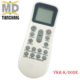 Wholesale New For AUX YKR K E Air Conditioner Remote Control Air conditioning parts controle remoto universal