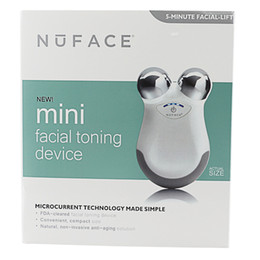Wholesale Nuface mini facial toning device Facial Anti Aging Skin Treatment Device electric roller Multi Functional Beauty Equipment VS Nuface Trinity