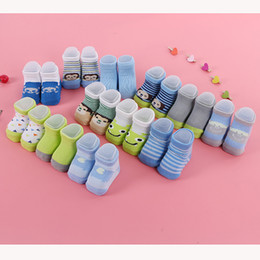 0-6M Mom Favorite Contracted Contracted Style Girl Baby Booties Cute Cotton Socks Breathable Animal Baby Socks More Fashion