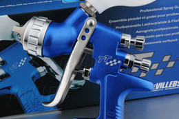 Wholesale Devilbiss TT GTT Gravity feed Paint spray gun with Cup for automotive paint
