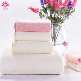 muchun 3pcs set Superfine Ultrasmooth Soft Polyester Reactive Dyes Double-sides Weaving Square Washrag Rectangle Towel Shower Bath Spa Towel