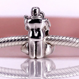 Authentic 925 Sterling Silver First Dance Charm Fit DIY Pandora Bracelet And Necklace 791396