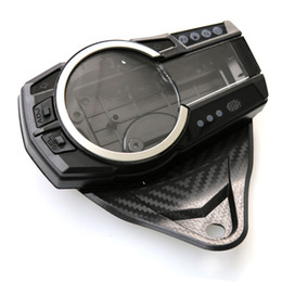 SpeedoMeter Gauge Tach Clock Cluster Cover For Suzuki GSXR750 GSX-R 600 2011 2012 2013 K11