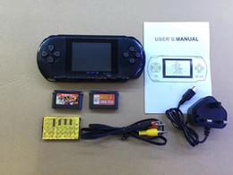 Nouveau chaud PXP3 16 bits enfants classiques de poche numérique console de jeux vidéo PVP PSP pour les enfants à partir de jeux vidéo classiques fournisseurs