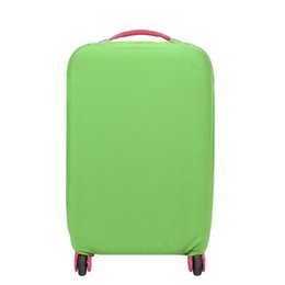 Promotion valise valise valise Hot Sale Suitcase Protector Trunk Covers Appliquer à 18 ~ 30 pouces Housse Elastic Travel Bagage Housse Etui Trolley Case Dust Cover