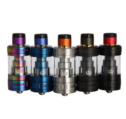 Uwell Crown 3 Tank with 5.0ml e-Juice Capacity with Top Filling Large Clouds Crown III
