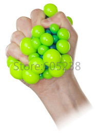 Wholesale Piece Infectious Disease Balls Stress Ball Toy Grape Stress Ball Squeezable Grape Ball