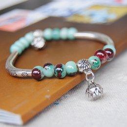 Wholesale Jewelry Gui honey ceramic bracelet Jingdezhen