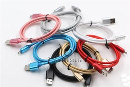 Unbroken Metal Adapter Strong Micro  type c USB Cable Data Sync Charging USB Lead For SamsungS9 S8 S4 Note4  HTC  LG 1M 3FT 2M 6FT  3M 10 FT