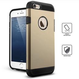 Pour Iphone 7 Armor Housse hybride pour samsung S7 S7 Edge LG Housse de protection contre le choc TPU PC Cell Phone Sacs OPP cell phone protection deals à partir de protection téléphone cellulaire fournisseurs