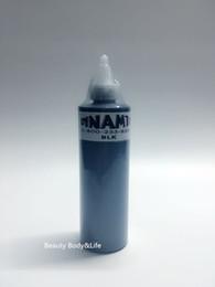 Wholesale En gros Livraison gratuite ml oz g couleur noire Dynamic Pigment Kit Permanent tatouage encre