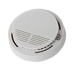 Wireless Smoke Detector sensor for Wireless GSM Alarm System Fire Alarm for House Security S160