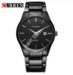 relogio masculino CURREN marca de lujo reloj de pulsera deportivo analógico Fecha de visualización reloj de cuarzo de los hombres reloj de negocios reloj de los hombres 8106