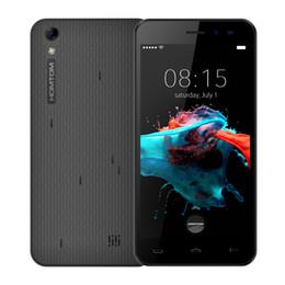 Gb pouces en Ligne-HOMTOM HT16 3G WCDMA Quad Core MTK6580 1.3GHz 1Go 8GB Android 6.0 Marshmallow 5,0 pouces IPS 1280 * 720 HD 8.0MP Caméra Double Mico Sim Smartphone