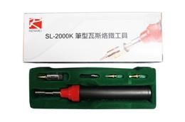 De gas de soldadura de hierro en venta-¡envío gratis! Herramienta caliente de las herramientas del bga herramienta de soldadura de gas Herramienta de soldadura de soldadura de hierro fundido SL-2000K para la estación del bga