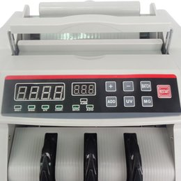 Wholesale Bill Counter V V Money Counter Suitable for EURO US DOLLAR etc Multi Currency Compatible Cash Counting Machine