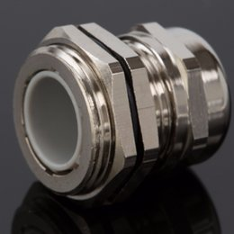 Customize PG metric NPT G waterproof metal brass cable glands