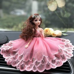 Black Princess Wedding Barbie dolls Wedding Doll with Active joint Handmade doll Children's Day gift for children