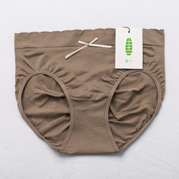 Guiyi Nylon Gray Women's panties Femme Slim Elastic Seamless Sexy Briefs women underpants women knickers ladies underwears