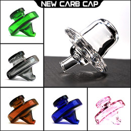 2017 UFO quartz carb cap for banger 2.0 cap with hold for quartz banger nail high quanlity