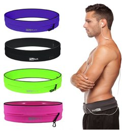 Wholesale FlipBelt Fitness Belt The World s Best Running Belt Workout Cycling Belt We Have Sweet Sweat Waist Trimmer Training Mask