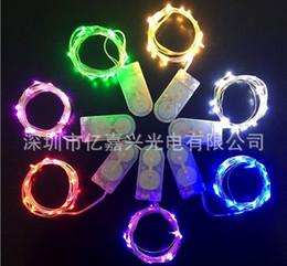 2017 des vacances mini-lumières Vente en gros à chaud Mini 0.5m 5 led alimenté par batterie Décoration LED fil de cuivre fil de fées Lights lampe pour Noël Holiday Wedding Party budget des vacances mini-lumières
