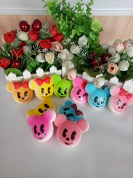 Wholesale Simulation cartoon mini toy mobile phone bag accessories can be customized