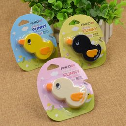 Wholesale Pop Cute Duck Correction Tape White Out Stationery Office School Student Use