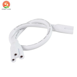 t8 t5 1ft 2ft 3ft 4ft 5ft Cable for Integrated T8 T5 led tubes lights Connector CE ROHS UL DLC