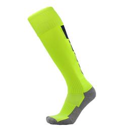 Hot sales High Quality Brand Sport socks Men's Soccer socks adult sport socks men's Knee High cotton soccer