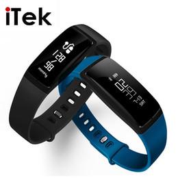 Promotion activité smartband tracker Le plus récent V07 Bracelet intelligent Moniteur de pression artérielle Smartband cardiofréquencemètre Moniteur de fitness Pulsometro Activity Tracker Pk Fitbits