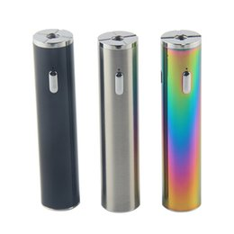 2017 atlantis vapor TVR 30W Vape Mod USB Pase a través de Ecigarette 2200 mah Batería para E Cigarette Vaporizer Atlantis Tanque Ajuste de flujo de aire Vapor Kit