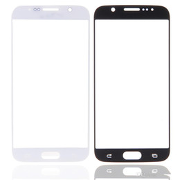 Front Outer Touch Screen Glass Lens Replacement for Samsung Galaxy S6 G9200 S7 G9300 free DHL