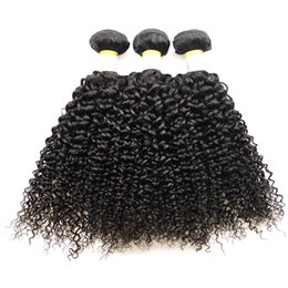 Best Selling Brazilian Kinky Curly Virgin Hair 4 Bundle Deals Unprocessed Virgin Brazilian Curly Hair Weave Human Hair Extensions 100g Pcs