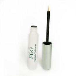 Wholesale Orignal FEG Eyelash Enhancer Liquid with VE VB Castor Oil Oat extract No Box
