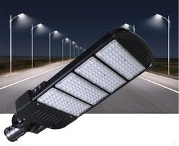 Wholesale 2017 Outdoor lighting high pole led steet light W W W W W W led road lighting pick arm lights street lights waterproof IP67