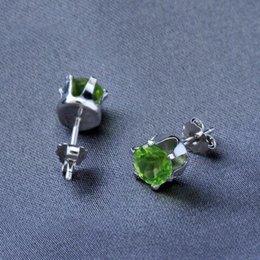Wholesale S925 sterling silver jewelry earrings fashion earrings earrings