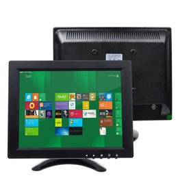 10 pouces TFT LCD couleur BNC HDMI VGA RCA écran de moniteur vidéo pour PC Security Cam CCTV DVR System à partir de lcd moniteur d'affichage vidéo fabricateur