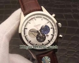 Wholesale Luxury Brand EL ORIGINAL C713 Automatic Machinery White Dial Mens Watch Elite Leather Strap High Quality Cheap Watches